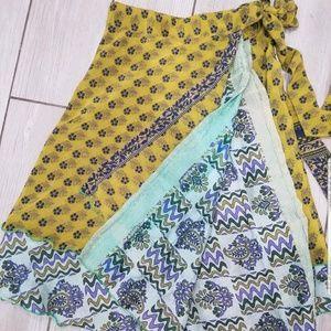 Magic wrap skirt -wear 100+ ways!